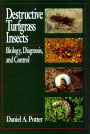 Destructive turfgrass insects. Biology, diagnosis and control