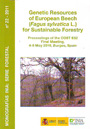 Genetic resources of European Beech (fagus sylvatica L.) for sustainable forestry