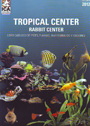 Tropical center. Rabbit center. Libro catálogo de peces, plantas, invertebrados y roedores. Octubre 2012