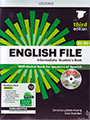 English File Intermediate Student´s Book with Workbook with key