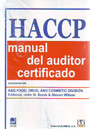 HACCP. Manual del auditor certificado