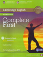 Complete First. Student´s book with answers