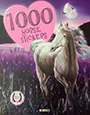 1000 Horse stickers