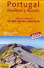 Portugal, Madeira y Azores - Mapa touring