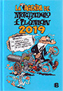 Agenda de Mortadelo y Filemón 2019