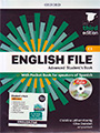English file. Advanced Student´s Book with entry checker for advanced