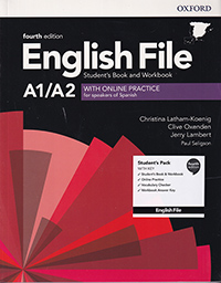 English File A1/A2. Student´s book and workbook