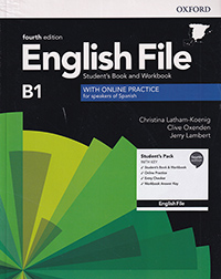 English File B1. Student´s Book and Workbook