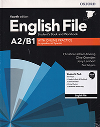 English File A2/B1. Student´s Book and Workbook