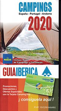 Guia Iberica De Campings 2020 Espana Portugal Andorra Libreria Agricola Jerez