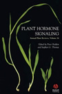 Annual plant reviews. Volume 24. Plant hormone signaling