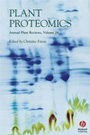 Annual plant reviews. Volume 28. Plant proteomics