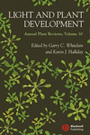 Annual plant reviews. Volume 30. Light and plant development