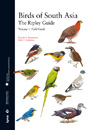 Birds of South Asia. The Ripley Guide. Volumes 1 & 2