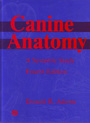 Canine Anatomy. A sistematic study