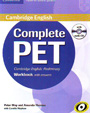 Complete PET. Workbook wht answers