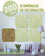Económicas de decoración. 200 ideas