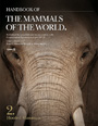Handbook of the Mammals of the World. Volume 2. Hoofed Mammals