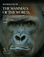 Handbook of the Mammals of the World. Volume 3. Primates