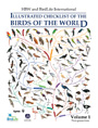 HBW and BirdLife International Illustrated Checklist of the Birds of the World. Volume 1: Non-passerines