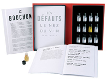 Le nez du vin. Los defectos