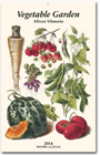 Vegetable Garden Calendar 2014. Album Vilmorim